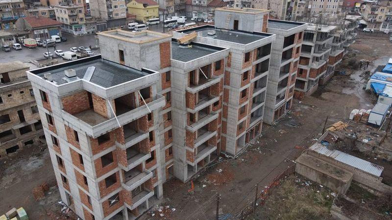 Nevşehir'de 3 ayda 122 m2 yapı ruhsatı verildi