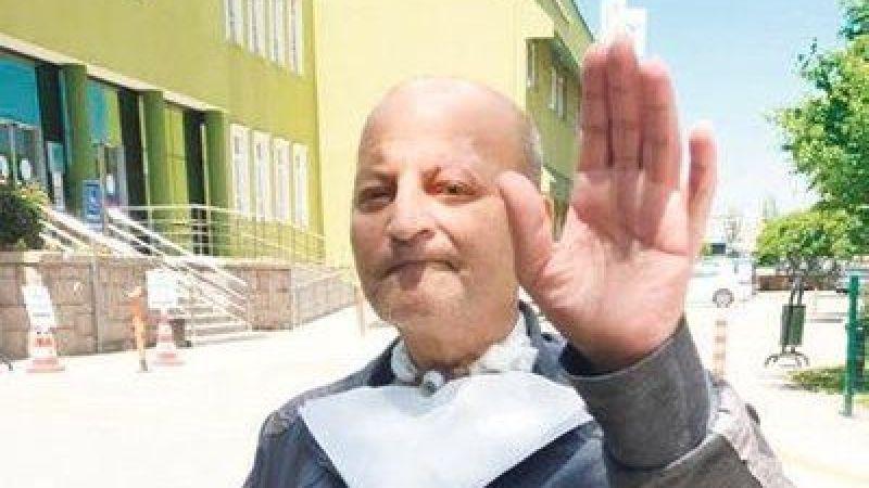 Nevşehirli gurbetçi Türkiye'de yaşam buldu