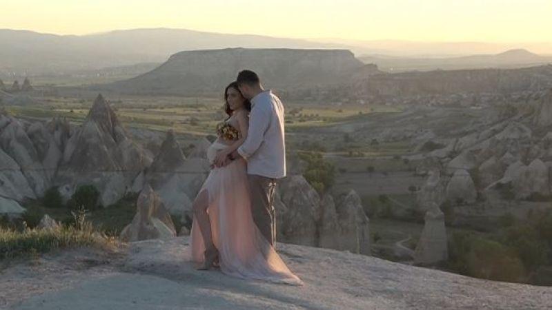 Kapadokya düğün sezonuna hızlı başladı!
