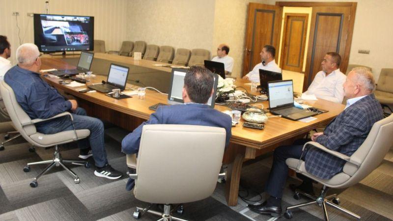 Salaş ve NTB Delegeleri TOBB Genel Kurulu'na katıldı