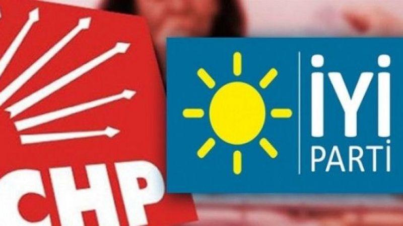 CHP ve İYİ Parti ortak açıklama yapacak