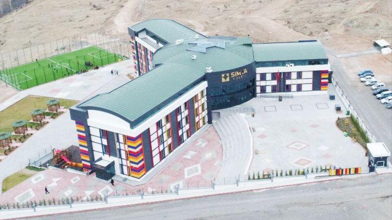 Simya Koleji birçok özel okula taş çıkartıyor