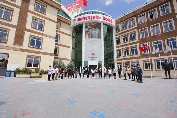 Bahçeşehir Koleji Nevşehir Kampüsü'nden LGS öncesi son toplantı