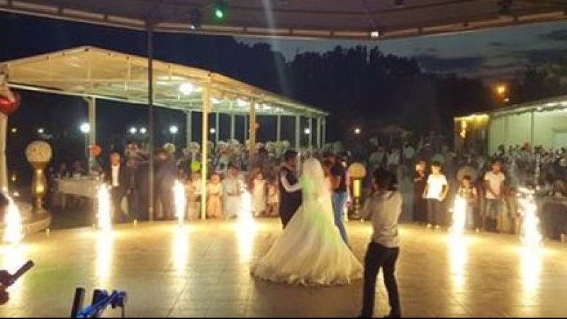 Nevşehir'de düğünler yapılmaya başladı