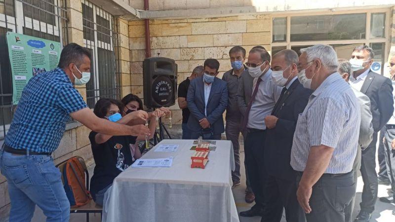 Nevşehir'de bilim fuarı açıldı