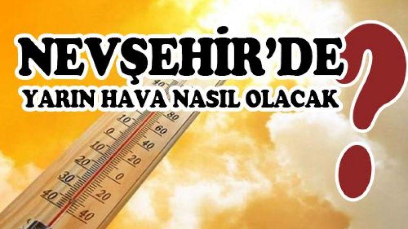 Nevşehir ve ilçeleri için 5 günlük hava durumu