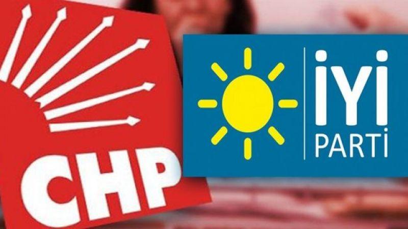 CHP ve İYİ Parti'ye o firmadan cevap