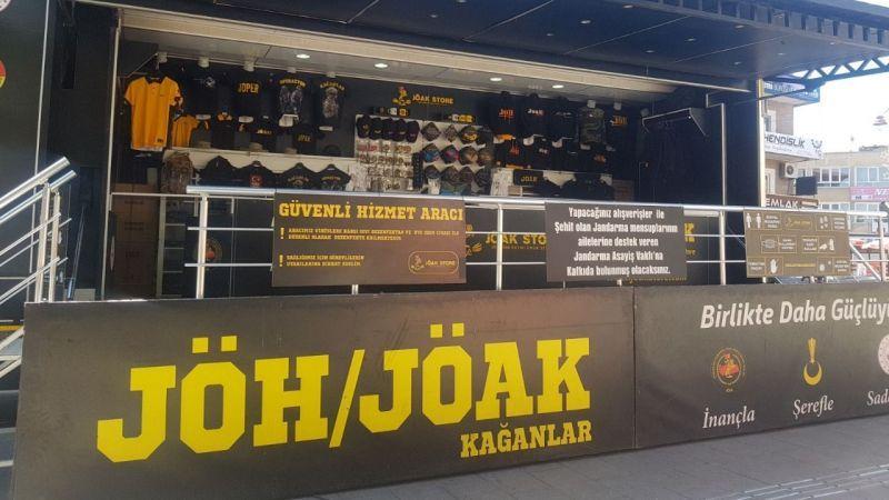 JÖH-JÖAK mobil satış tırı Nevşehir merkeze geliyor