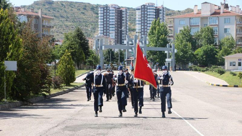 Acemi askerler Nevşehir'de yemin etti