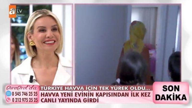 Türkiye'den Nevşehirli Havva'ya destek yağdı