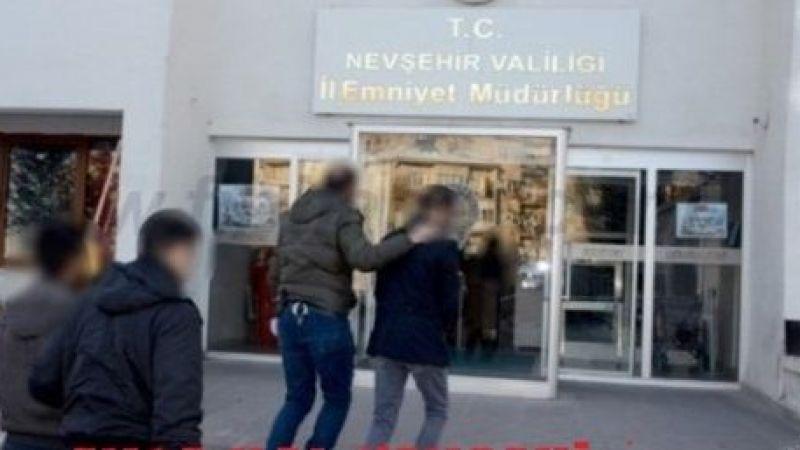 Nevşehir'de aranan 28 şahıs yakalandı