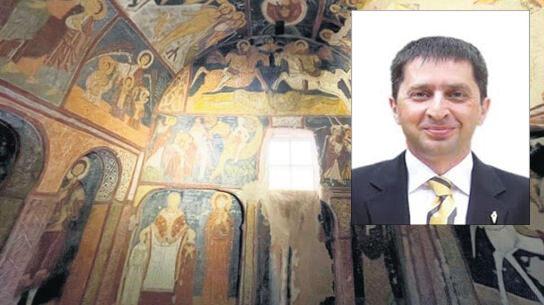 Cüneyt Sadıç Kapadokya'yı anlattı