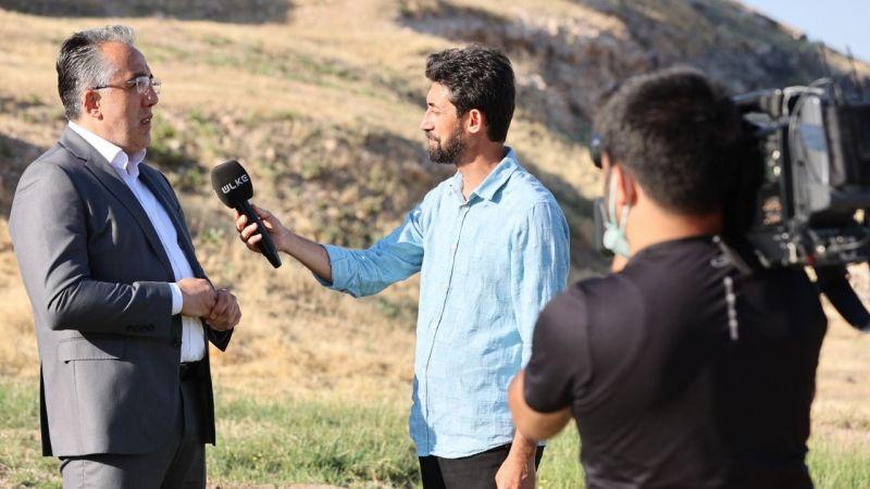 Nevşehir Ülke Tv ve Beyaz Tv'de tanıtılacak
