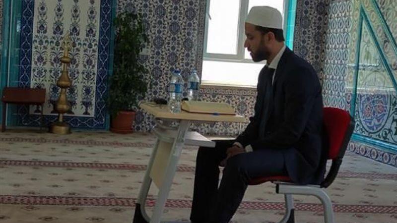 Nevşehir'de din görevlileri kıyasıya yarıştı