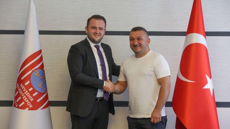 Nevşehir Belediyespor'dan ilk imza atıldı