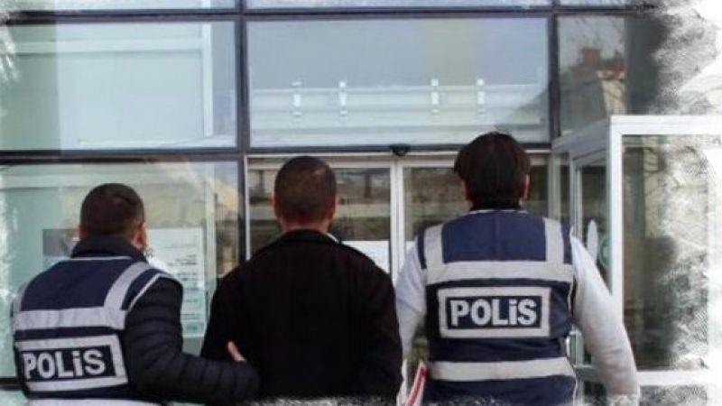 Hırsızlık yapan Suriyeli yakalandı
