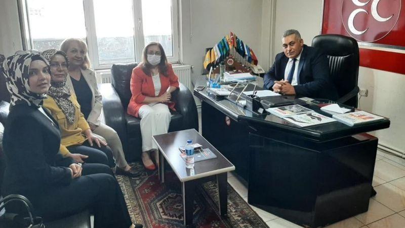 Genel Başkan yardımcısı Kılıç Nevşehir'de