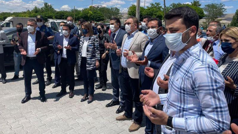 Gülşehir'de Rehabilitasyon merkezi açıldı