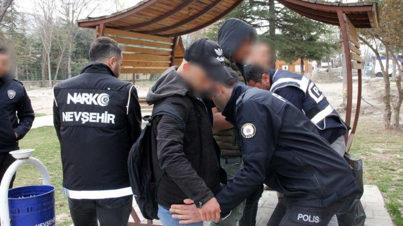 Nevşehir'de birçok suç aydınlatıldı