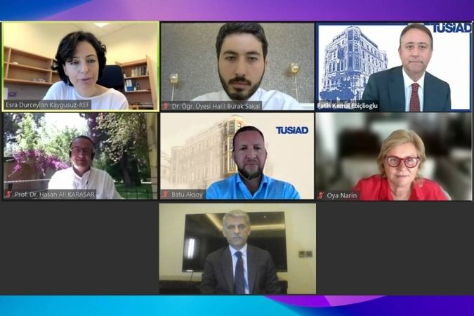 Rektör Karasar, rekabet forumu etkinlikleri 'ne katıldı