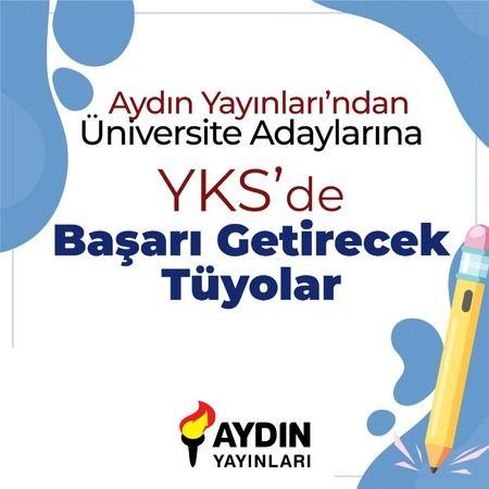 Üniversite adaylarına YKS'de başarı getirecek tüyolar!