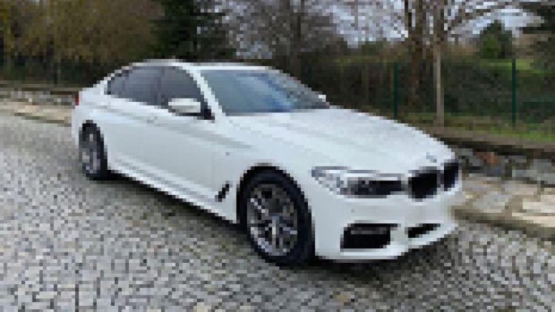 Özel plakalı BMW icradan satılıyor
