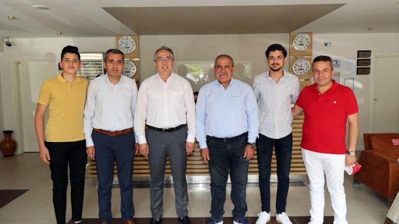 Nevşehir'de esnaf buluşmaları sürüyor