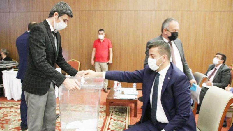 Başkan, Sağlıklı Kentler Birliği Toplantısı'na katıldı