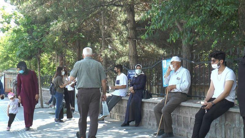 Nevşehir'de YKS'nin ilk oturumu sona erdi