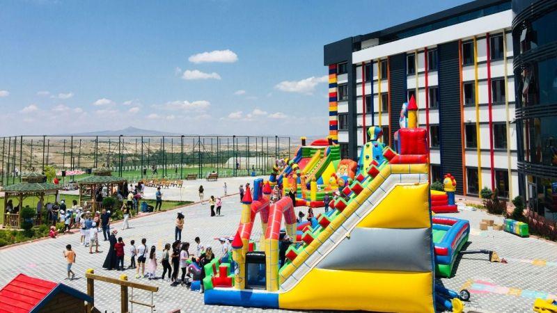 Nevşehir Simya Koleji'ni konuşuyor