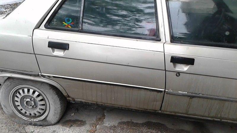 Plakasız araç polisi harekete geçirdi