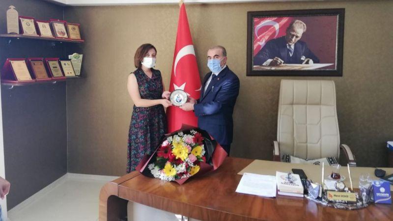 Atatürk İlkokulu eTwinning'te başarı elde etti