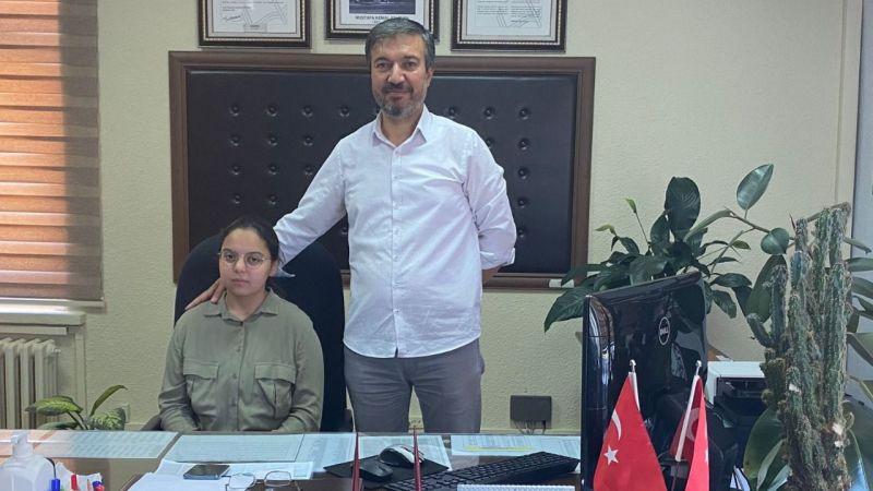 Nevşehir birincisi H. Lütfi Pamukçu Ortaokulu'ndan çıktı