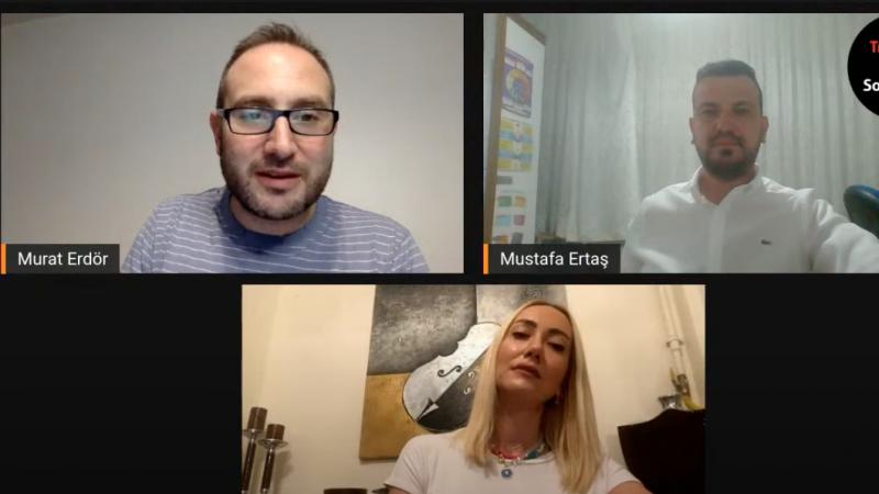 Mustafa Ertaş Trendyol Kobi Sohbetleri'nin konuğu oldu