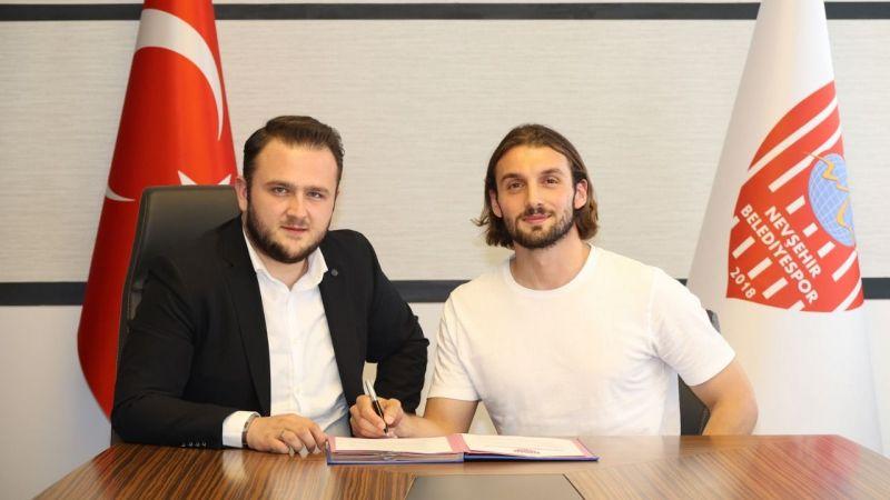 Nevşehir Belediyespor'da Kale Furkan Keleş'e emanet