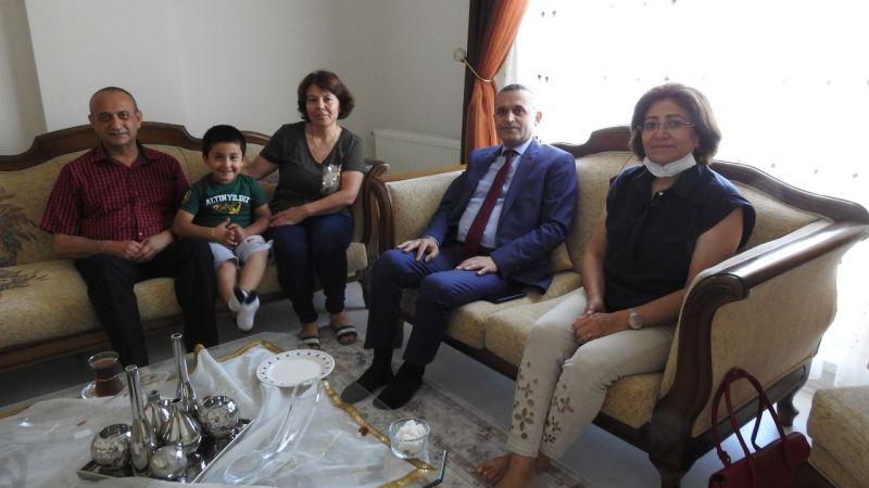 Nevşehir SGK'dan emeklilere ziyaret