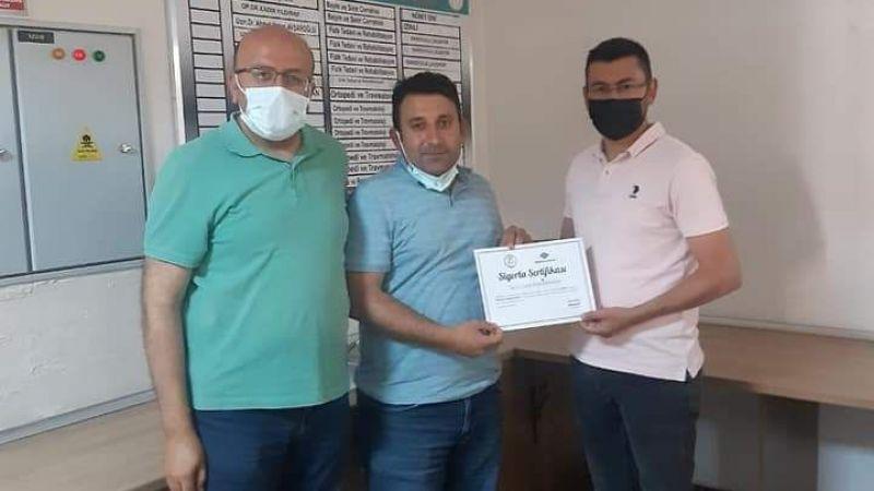 Öz Sağlık İş Sendikası Nevşehir'de çalışıyor