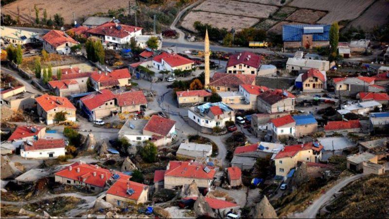 Taşkınpaşa köyünde 2 katlı ev icradan satılacak