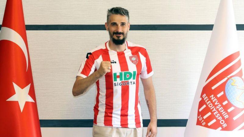 Nevşehir Belediyespor'a yeni transfer