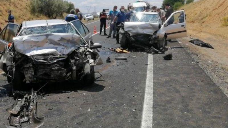İşte Nevşehir'deki haftalık kaza bilançosu
