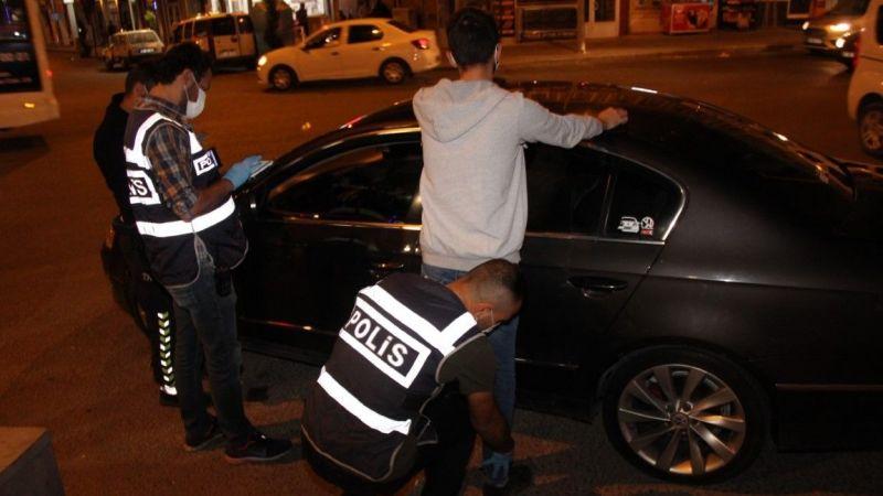 Nevşehir'de aranan 23 şahıs yakalandı
