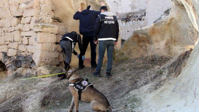 Nevşehir'de uyuşturucudan 31 şahsa işlem yapıldı