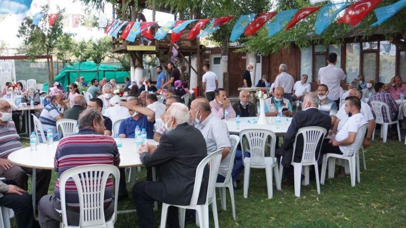 İYİ Parti'den açık hava çalıştayı