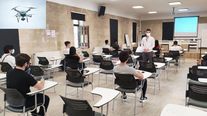 Nevşehir'de İHA-1 eğitimi başladı