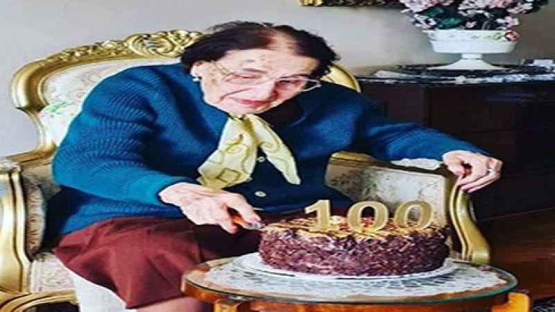Nevşehirli profesör 100 yaşında