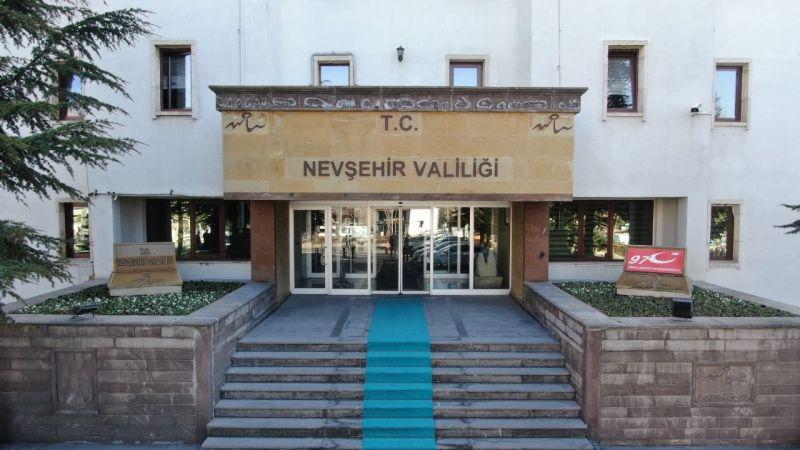 Nevşehir Valiliği'nden ince mesaj!