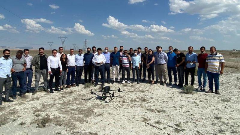 MEDAŞ drone eğitimiyle saha faaliyetlerini güçlendiriyor