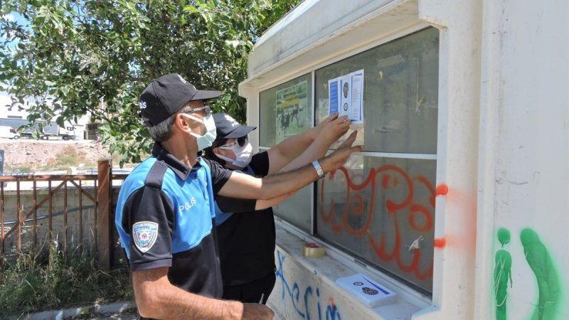 Polis ekiplerinden hırsız ve dolandırıcılara karşı uyarı