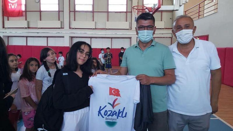 Kozaklıya 5 branşta yaz okulu açıldı