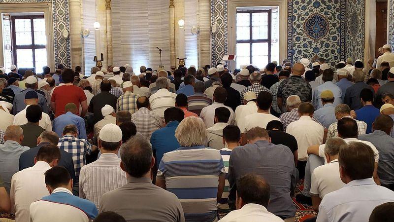 Nevşehir için Kurban Bayramı namaz vakti belli oldu